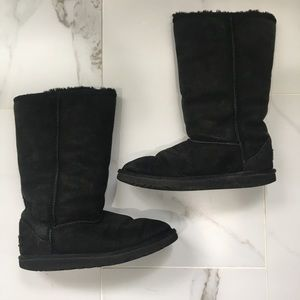 UGG Shoes - Ugg classic tall boots black 6